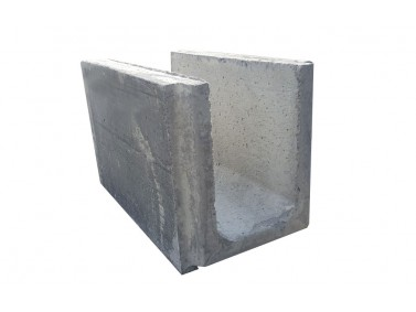 25 cm Beton U Kanalı